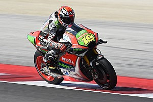 "MotoGP Interview Aprilia ""100 percent"" needs to beat KTM next year – Lowes"