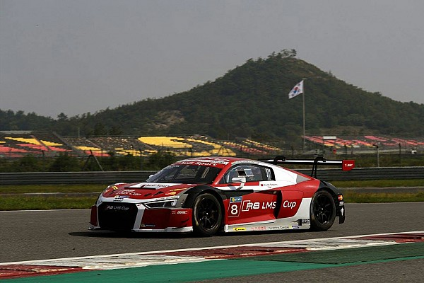 Audi R8 LMS Cup Taiwan Audi R8 LMS Cup: Patel continues his points run