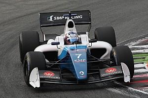 فورمولا  V8 3.5 تقرير السباق فورمولا 3.5: أورودزيف يفوز بالسباق الثاني في مونزا
