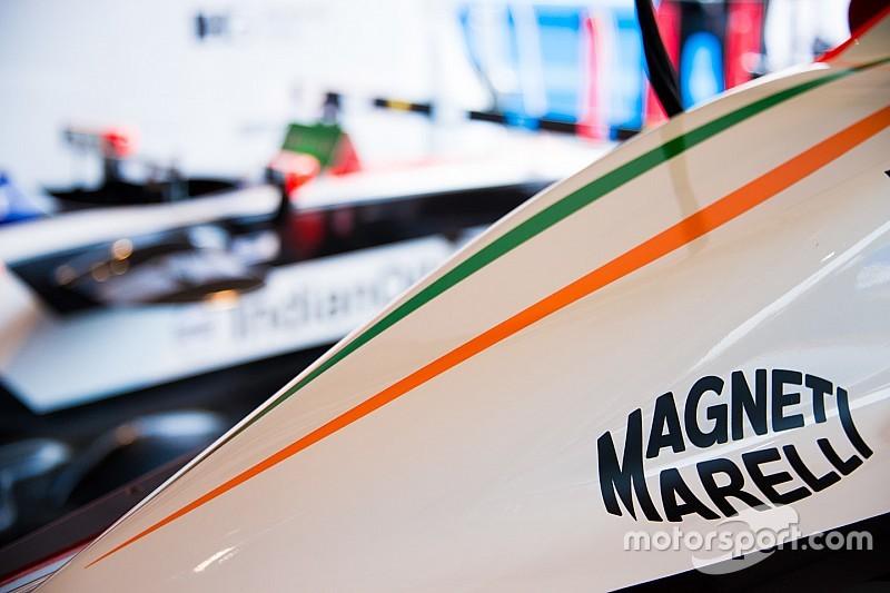 Magneti Marelli entra en la Fórmula E con Mahindra