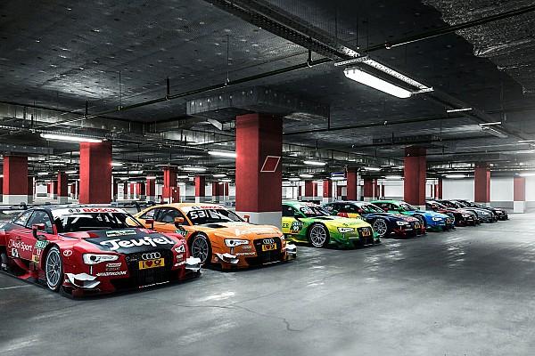 Галерея: ливреи Audi в новом сезоне DTM