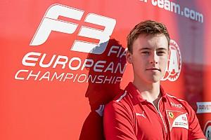Евро Ф3 Новость Юниор Ferrari Армстронг стал пилотом Prema в Ф3