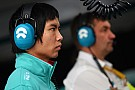 电动方程式 马青骅:试车手角色有助为重获FE参赛机会打基础