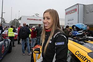 Carrera Cup Italia Ultime notizie Francesca Linossi lascia il segno nella Carrera Cup Italia 2017