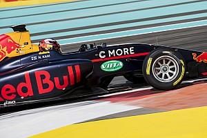 GP3 Репортаж з гонки GP3 в Абу-Дабі: перша перемога Карі