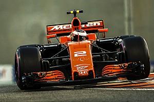 Formula 1 Breaking news Vandoorne thinks damage caused McLaren