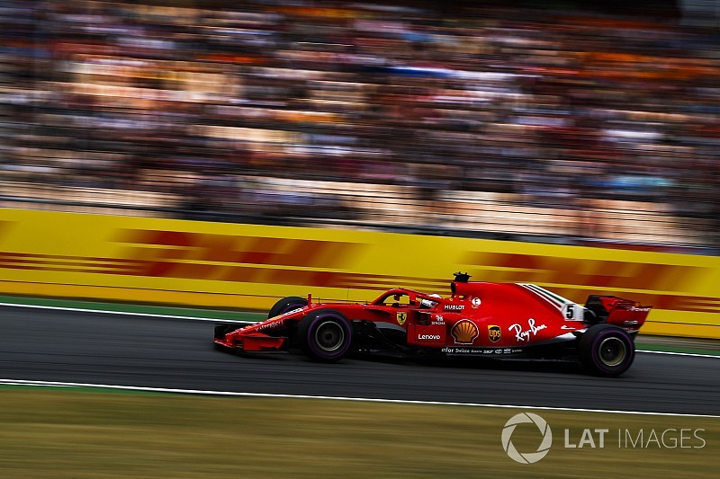 Mercedes losing five tenths to Ferrari on the straights - Wolff