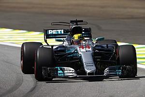Formula 1 Prove libere Interlagos, Libere 2: col caldo Ricciardo insegue le Mercedes, con Vettel vicino