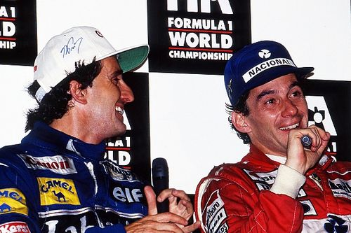 Prost remembers Senna: The bitter feud that healed