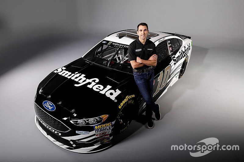 "Almirola says move to SHR ""has been really exciting"""