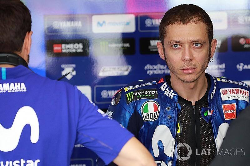 Valentino Rossi klagt Marc Marquez an: