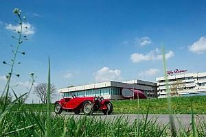 Auto Actualités Alfa Romeo prépare ses célébrations
