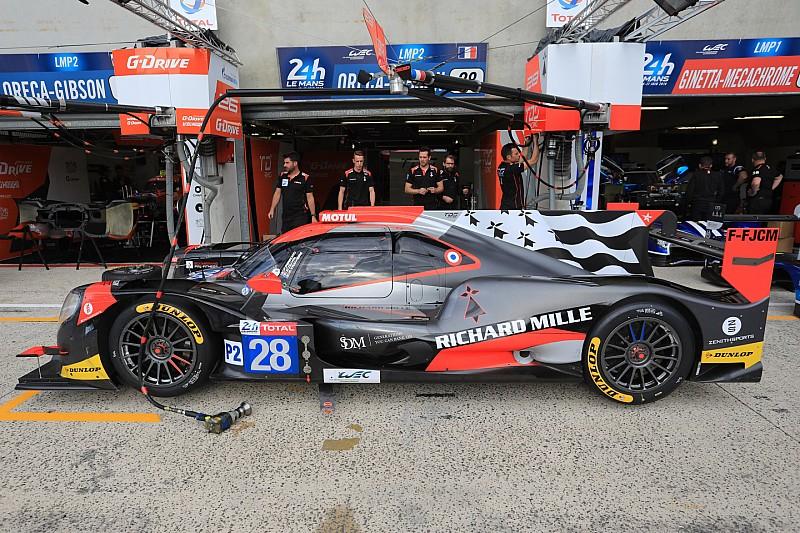 24h Le Mans: TDS verliert LMP2-Pole durch dummen Fehler