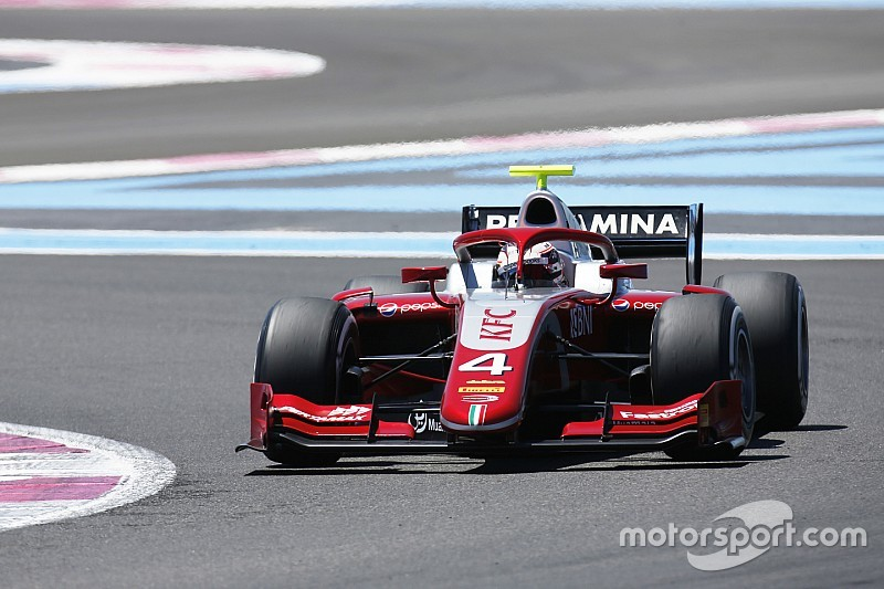 F2 Paul Ricard: De Vries, 2. yarışı rahat kazandı