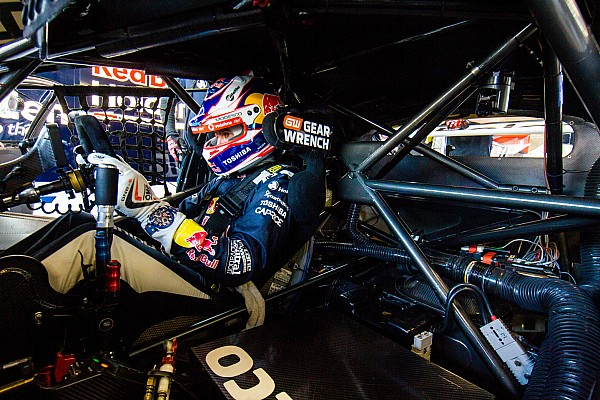 Supercars Practice report Queensland Supercars: Whincup fastest in first open practice