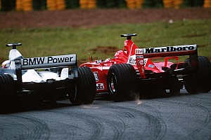 Formula 1 Commentary Would a tyre war solve F1's overtaking crisis?