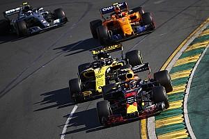 Fórmula 1 Noticias FIA llama a una discusión urgente para solucionar los adelantamientos