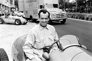 Formule 1 Nostalgie Il y a 100 ans naissait Maurice Trintignant