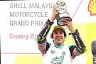 Moto2 Morbidelli, el campeón que le ganó al dinero y la tragedia bajo el ala de Rossi
