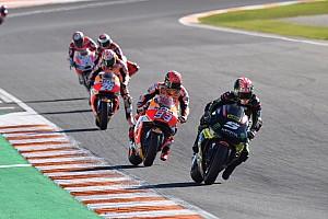 MotoGP 速報ニュース マルケス、ザルコを恐れるも「リスクのないアプローチは続けられない」