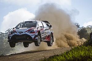 WRC News Toyota für Ott Tänak beste Chance auf WRC-Titel 2018
