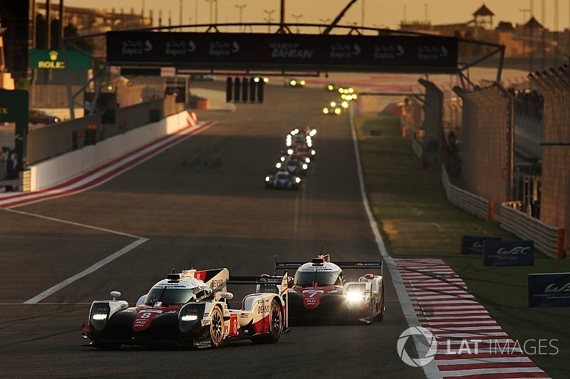Toyota to retain all six LMP1 drivers for 2018/19