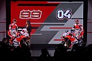 Ducati presenta sus nuevas Desmosedici