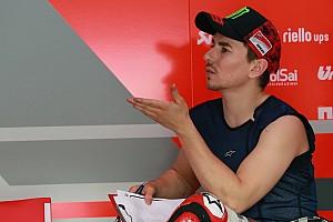 Lorenzo úgy érzi, akár már Katarban meglehet az első győzelme