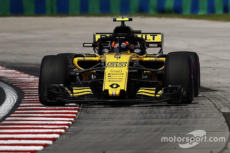 Renault: Não podemos abandonar desenvolvimento do carro 2018