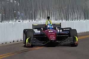IndyCar Спеціальна можливість Відео: найвидовищніші моменти етапу IndyCar у Сент-Піті