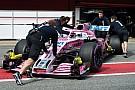 Formula 1 Perez, 2018'de Force India ile podyuma dönmek istiyor