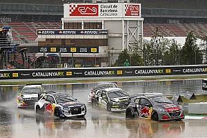 Rallycross-WM Reaktion WRX Barcelona: Piloten kritisieren Verlegung des Starts