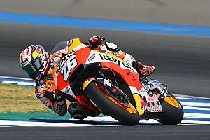 MotoGP Test Test Buriram, Giorno 3: Pedrosa beffa Zarco, in crisi Lorenzo e le M1 factory