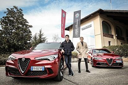 Formula 1 Alfa Romeo: Leclerc e Ericsson a lezione di… storia del Biscione