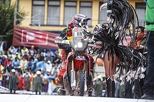 Дакар Топ список Дакар-2018, Етап 6: найкращі світлини мотоциклів і квадроциклів