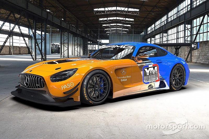 Yvan Muller Racing s'attaque au GT4 en 2018