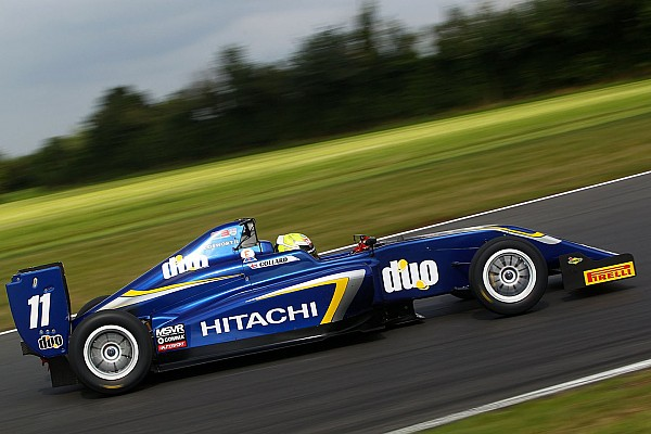 BF3 Snetterton BF3: Collard doubles up with Race 3 win