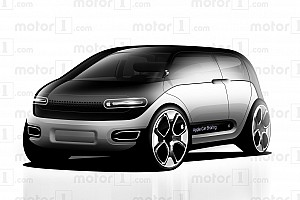 Automotive Special feature Opinion: Will the Apple Car look a little something like this?
