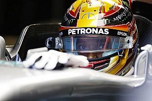 Hamilton nagy fölénnyel nyerte az első edzést Austinban Vettel előtt