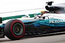 Mercedes beeindruckend:
