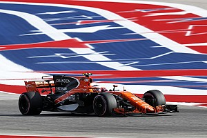 Formula 1 Special feature Vandoorne column: Austin upgrades, Alonso deal a boost for 2018
