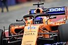 Алонсо обвинил СМИ в раздувании проблем McLaren на тестах
