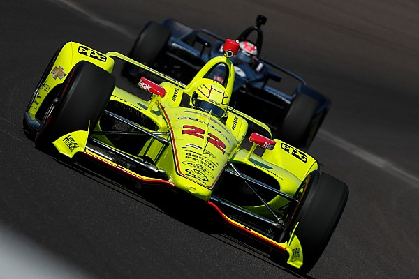 "2018 IndyCar ""big adjustment"" on ovals, says Pagenaud"