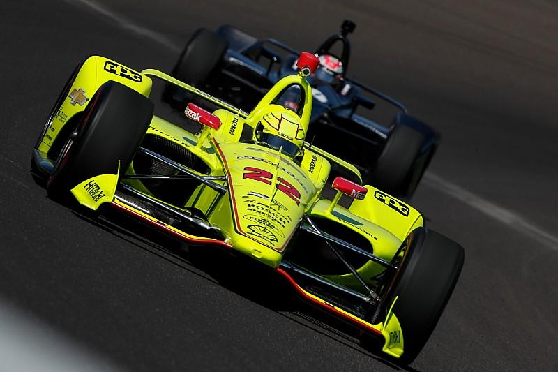"2018 IndyCar ""big adjustment"" on ovals, says Pagenaud"