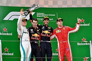 Formel 1 Fotostrecke Alle Formel-1-Sieger des GP China in Schanghai