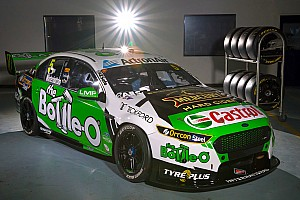 Supercars Breaking news Covers come off Winterbottom Ford