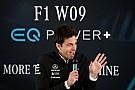 Formel 1 Toto Wolff: Früher war uns die Konstrukteurs-WM wichtiger