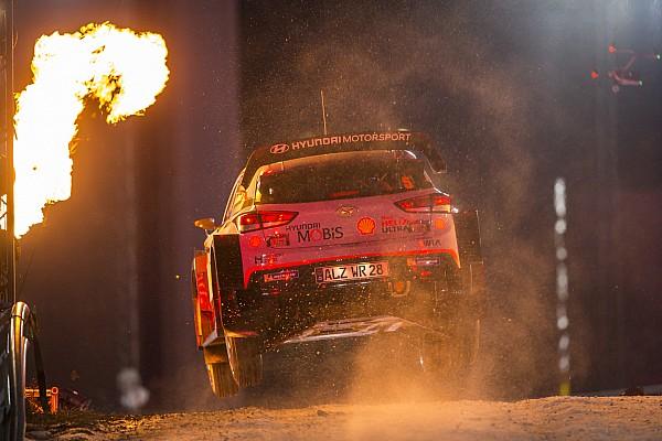 WRC Yarış ayak raporu İsveç Rallisi: Breen farkı kapatıyor, Neuville'in liderliği sürüyor