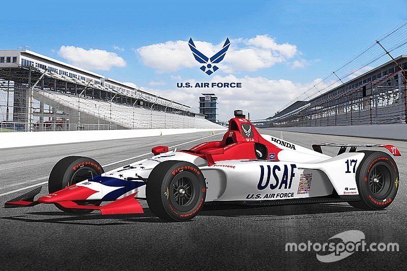 Daly rejoins Coyne for Indy 500 with Thom Burns Racing and USAF