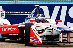 Formula E Antrenman raporu Berlin ePrix 1. antrenman: Heidfeld lider